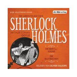 Hörbücher: Die Abenteuer des Sherlock Holmes: Die Beryll-Krone & Die Blutbuchen  von Arthur Conan Doyle