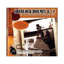 Hörbücher: Sherlock Holmes & Co - Der verfluchte Gong, Audio-CD  von Markus Winter