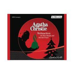 Hörbücher: Weihnachten mit Miss Marple und Hercule Poirot  von Agatha Christie