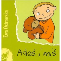 Adaś i miś - Ewa Ostrowska
