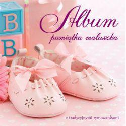 Album pamiątka maluszka