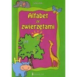 Alfabet ze zwierzętami - Sylwia Bąk