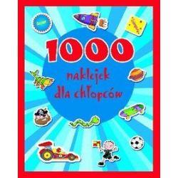1000 naklejek dla chłopców