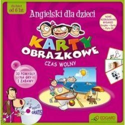 Angielski karty dla dzieci - czas wolny