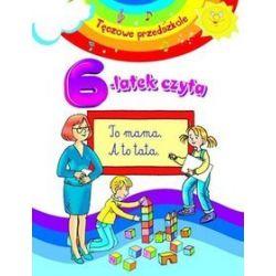 6-latek czyta. Tęczowe przedszkole - Anna Wiśniewska