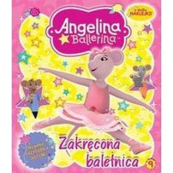 Angelina Balerina 9 Zakręcona baletnica