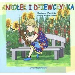 Aniołek i dziewczynka - Barbara Derlicka