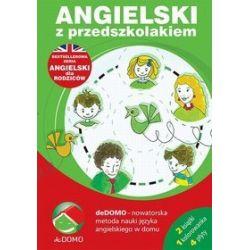 Angielski z przedszkolakiem. Pakiet dla dziecka i rodzica + CD - Szeżyńska A. Śpiewak G.