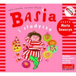 Basia i słodycze Basia i biwak (CD) - Marianna Oklejak, Zofia Stanecka