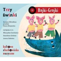 Bajki - Grajki Nr 116. Trzy świnki (CD)