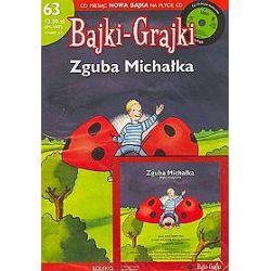 Bajki - grajki - numer 63. Zguba Michałka