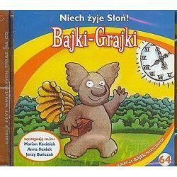 Bajki - grajki - numer 64. Niech żyje Słoń! (CD)