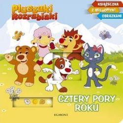 Cztery pory roku. Pluszaki - Katarzyna Kaczan-Borowska