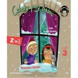 Cztery pory baśni. Zima cz.3 (CD) - Włodzimierz Dulemba