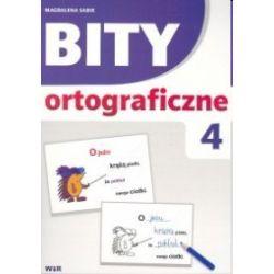 Bity ortograficzne Zestaw 4 - Magdalena Sabik