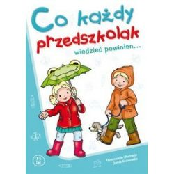 Co każdy przedszkolak wiedzieć powinien? - Dorota Krassowska