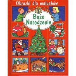 Boże Narodzenie. Obrazki dla maluchów - Nathalie Belineau