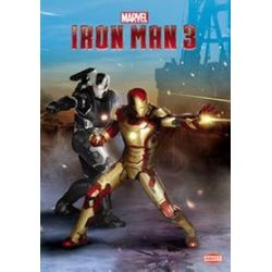 Iron Man 3. Kolorowanka