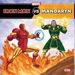 Iron Man vs Mandaryn