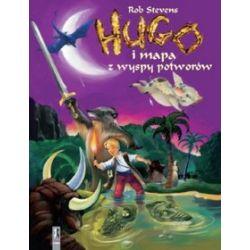 Hugo i mapa z wyspy potworów - Rob Stevens
