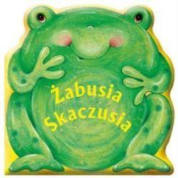 Żabusia skaczusia - Frog Cuddly