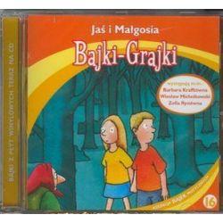 Jaś i Małgosia - książka audio na 1 CD (CD)