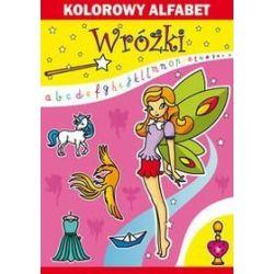 Kolorowy alfabet Wróżki