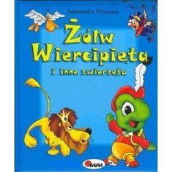 Żółw Wiercipięta i inne zwierzęta - Agnieszka Frączek