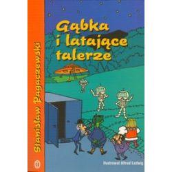 Gąbka i latające talerze - Stanisław Pagaczewski