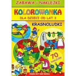 Kolorowanka Krasnoludki - Beata Guzowska