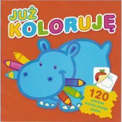 Już koloruję - Omnibus - 120 naklejek