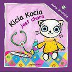 Kicia Kocia jest chora - Anita Głowińska