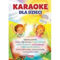 Karaoke dla dzieci + CD + DVD (druk/CD)