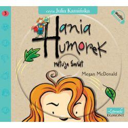 Hania Humorek ratuje świat (CD) - Megan McDonald