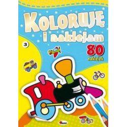Koloruję i naklejam, cz. 3 - Piotr Kozera