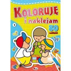 Koloruję i naklejam, cz. 1 - Piotr Kozera
