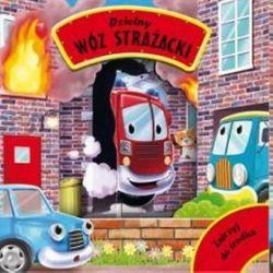 Dzielny wóz strażacki-zajrzyj do środka
