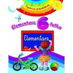 Elementarz 6-latka. Tęczowe przedszkole - Anna Wiśniewska