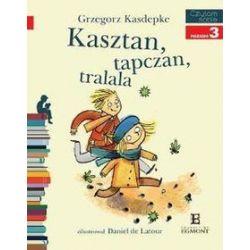 Kasztan, tapczan tralalla. - Grzegorz Kasdepke