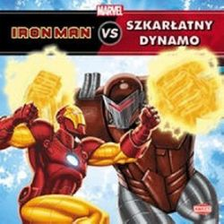 Iron Man vs Szkarłatny Dynamo