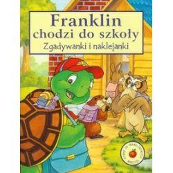 Franklin chodzi do szkoły - Patrycja Zarawska