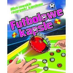 Futbolowe kapsle. Mistrzowskie rozgrywki kapslowe - Eduardo Trujillo