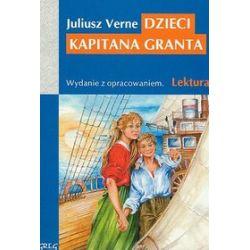Dzieci kapitana Granta - wydanie z opracowaniem - Juliusz Verne
