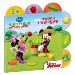 Klub Przyjaciół Myszki Miki. Owoce i warzywa