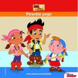 Pirackie pogo. Pirat Jake