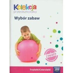 Kolekcja przedszkolaka Wybór zabaw Trzylatki / czterolatki