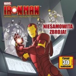 Iron Man Armored Adventures. Niesamowita zbroja!