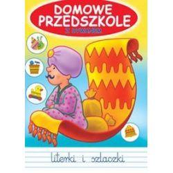 Domowe Przedszkole z dywanem. Literki i szlaczki - Jarosław Żukowski