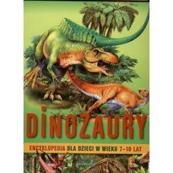 Dinozaury. Encyklopedia dla dzieci w wieku 7-10 lat - Barbara Majewska,