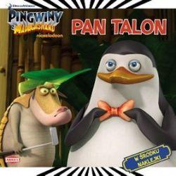 Pingwiny z Madagaskaru. Pan Talon